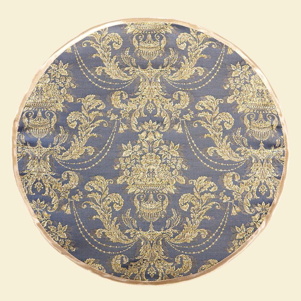 Салфетка декоративная круглая «Lorensa» №43
