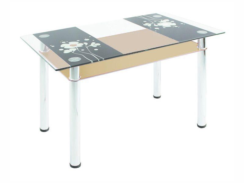 Обеденный стол 3.7 (венге/ваниль)