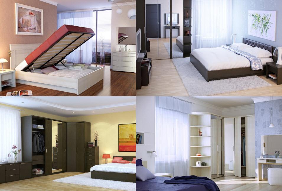 """Мебель для спальни """"Фрия"""""""