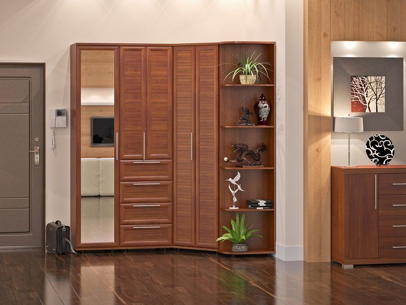 Комплект шкафов Аркадиа 1