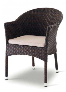 Кресло с закругленной спинкой GS912