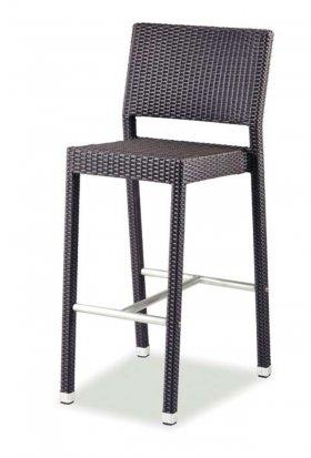 Барный стул со спинкой GS922