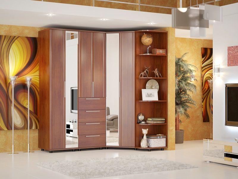 Комплект шкафов Маркес 2