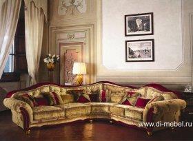 Угловой диван Борнео