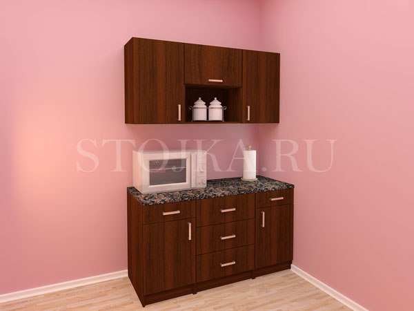 Маленькая кухня для офиса