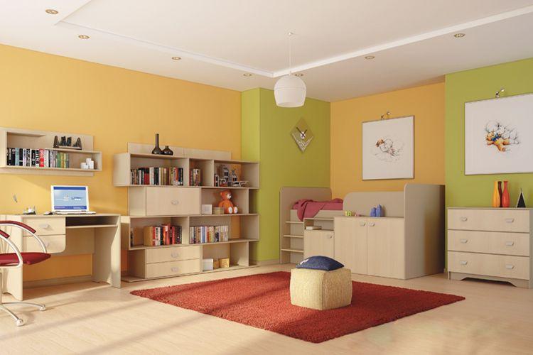 """Детская модульная мебель """"Алисия"""", (продается помодульно)"""