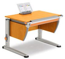 Детский стол MOLL RUNNER COMPACT CLASSIC red beech