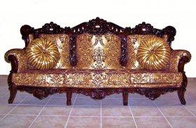 Комплект мягкой мебели В001 Диван + 4 кресла
