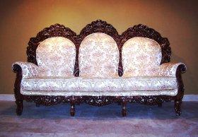 Комплект мягкой мебели В006 Диван + 4 кресла