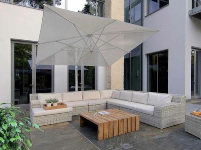 Зонт Rodi 350x350 рама алюминий