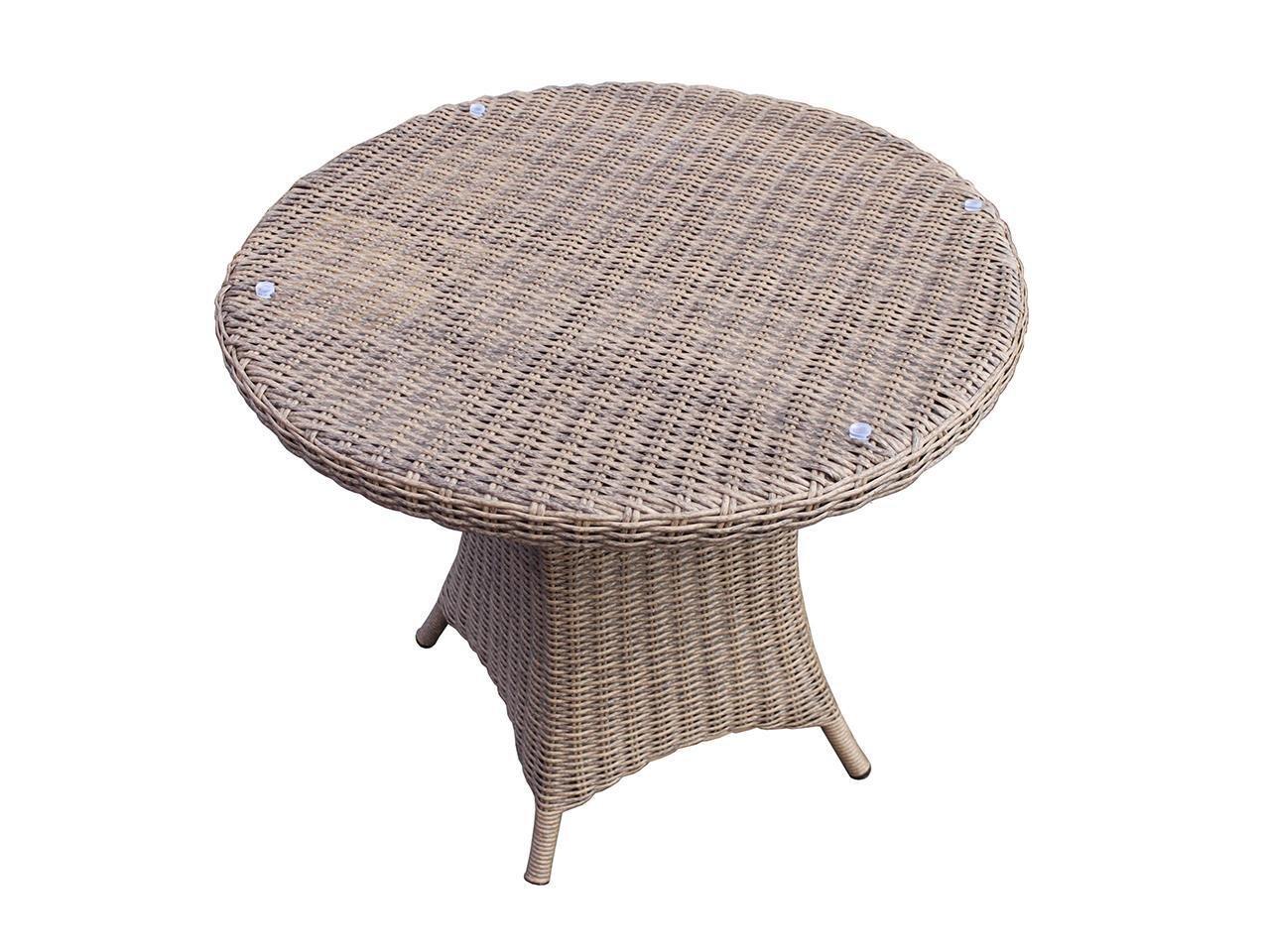 Стол плетеный Элит