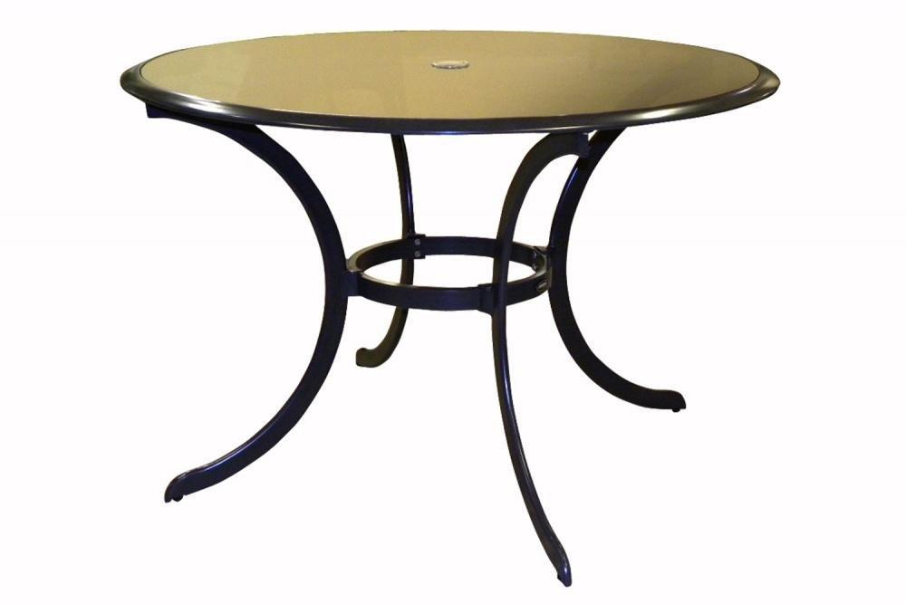 Стол со стеклом Garda 1009