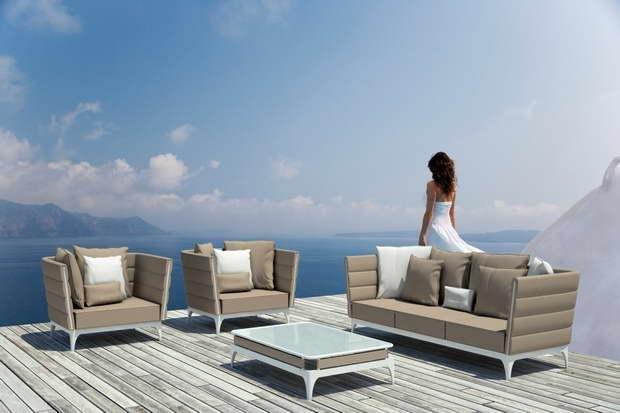 Комплект дизайнерской мебели PAD