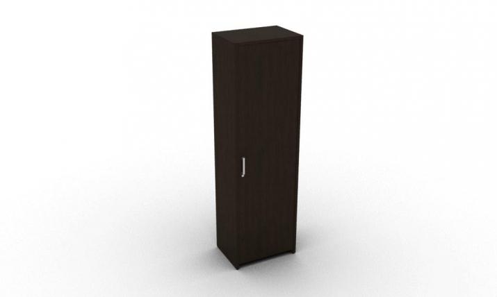Шкаф для одежды Акцент Люкс ЛКО-60.1 с замком