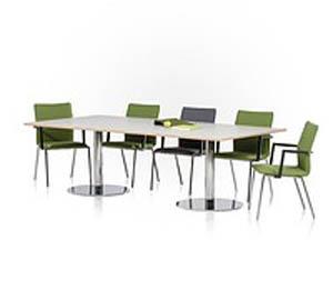 Стол для переговоров Edsbyn. Коллекция Conncect.