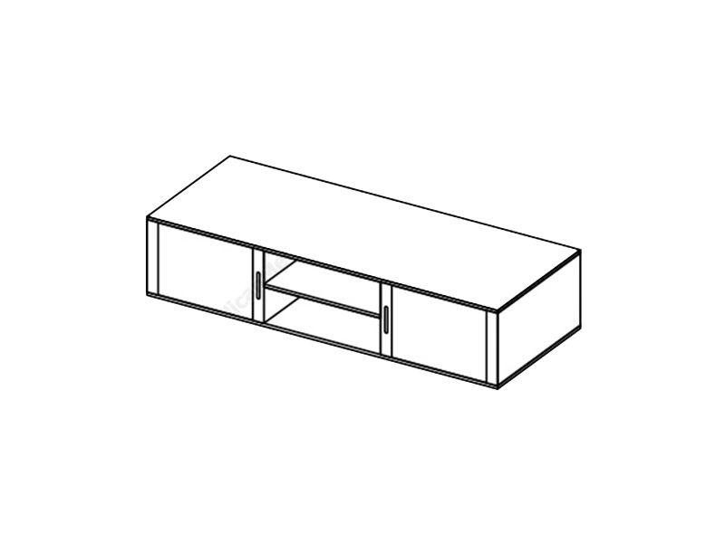 Шкаф навесной-1.8 Премьера, ШН-1.8