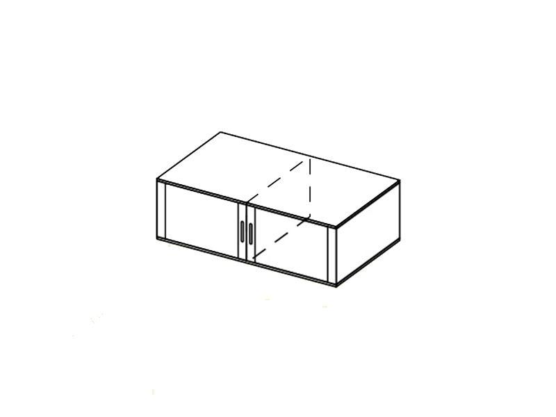 Шкаф навесной-1.2 Премьера, ШН-1.2
