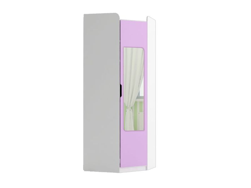 Шкаф угловой с зеркалом Лилу, модуль №5