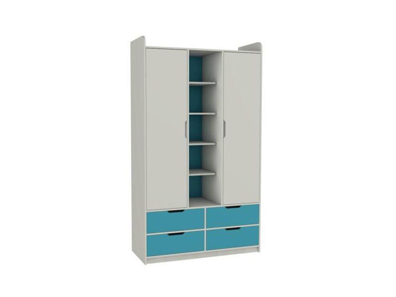 Шкаф трехсекционный Энни, модуль №4