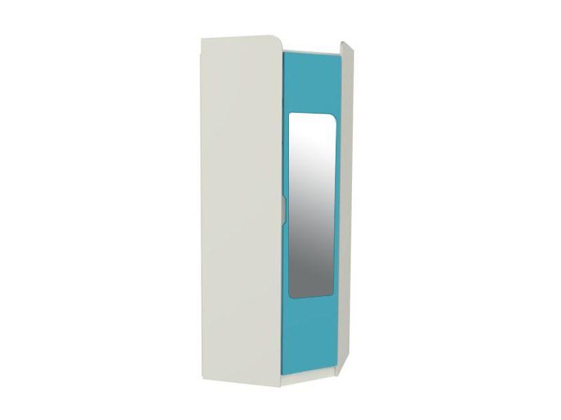 Шкаф угловой с зеркалом Энни, модуль №5