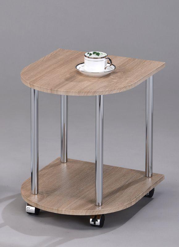 Столик сервировочный на колесиках SR-0182 PVC