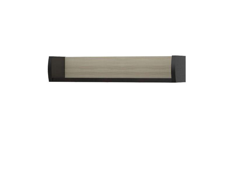 Полка L-1040 Ксено СТЛ.078.05  (дуб феррара/ясень глянец)