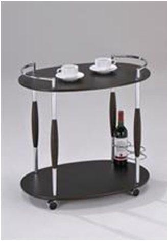 Столик сервировочный на колесиках SC 5037-W