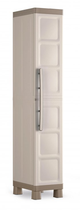 Пластиковый шкаф KIS Excellence High Cabinet 1 door