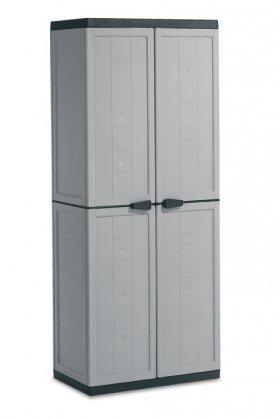 Пластиковый шкаф KIS Jolly High Cabinet