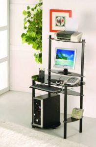 Компьютерные столы:Компьютерные столы из стекла:Компьютерный стол стеклянный D97G3