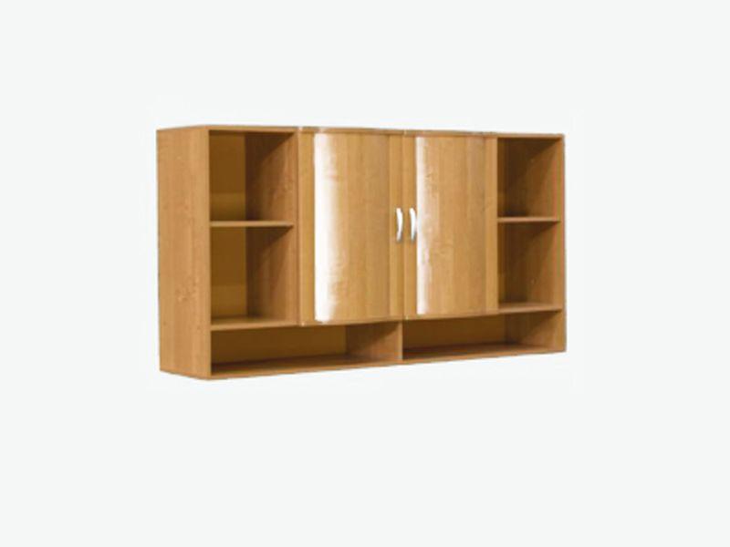 Шкаф навесной-1,5 Мозаика, ШН-1,5 (ольха)