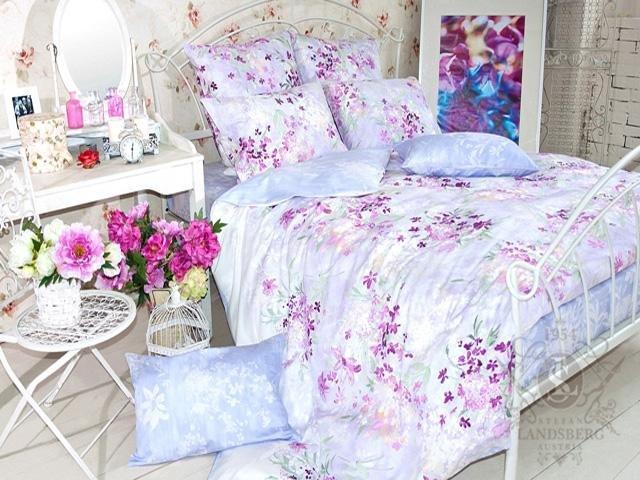 Комплект постельного белья 1,5 спальный