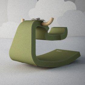 Коровка-качалка MOO
