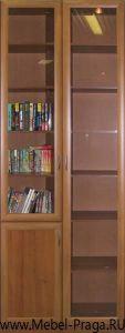 Библиотека КШ-2/3, 2 секции, 3 двери