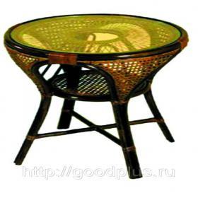 Плетеная мебель из ротанга стол 07-25