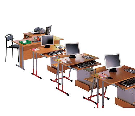 Мебель для компьютерного класса