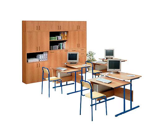 Шкафы и  тумбы в школьный класс