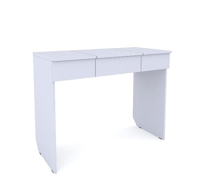 Столик туалетный с зеркалом Риано-2 белый