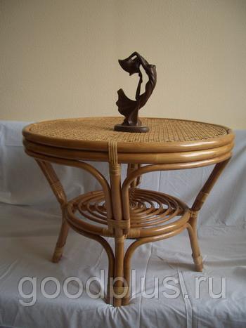 Плетеная мебель из ротанга стол  3060R