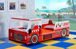 """Детская кровать """"Пожарная машина-2"""" (Fire Engine)"""