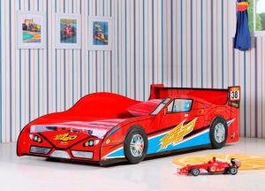 Детская кровать-машина More Speed