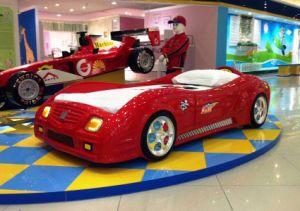 Детская кровать-машина GTA racing saund