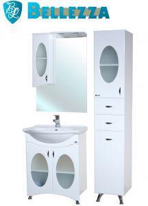 Комплект для ванной Bellezza Агата-65 с пеналом