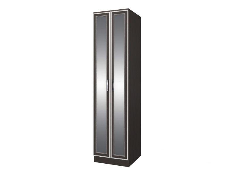 Шкаф 2-х дверный с зеркалом София СТЛ.098.01+СТЛ.098.24 (Chesterfield Oak)
