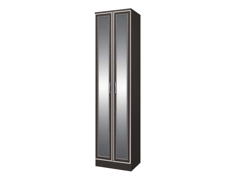 Шкаф 2-х дверный с зеркалом София СТЛ.098.03+СТЛ.098.24 (Chesterfield Oak)