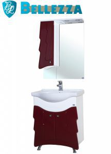 Комплект для ванной Bellezza Елка-60