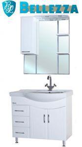 Комплект для ванной Bellezza Коралл-85