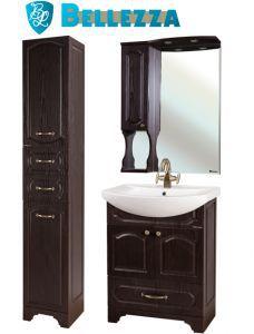 Комплект для ванной Bellezza Камелия-65 с пеналом