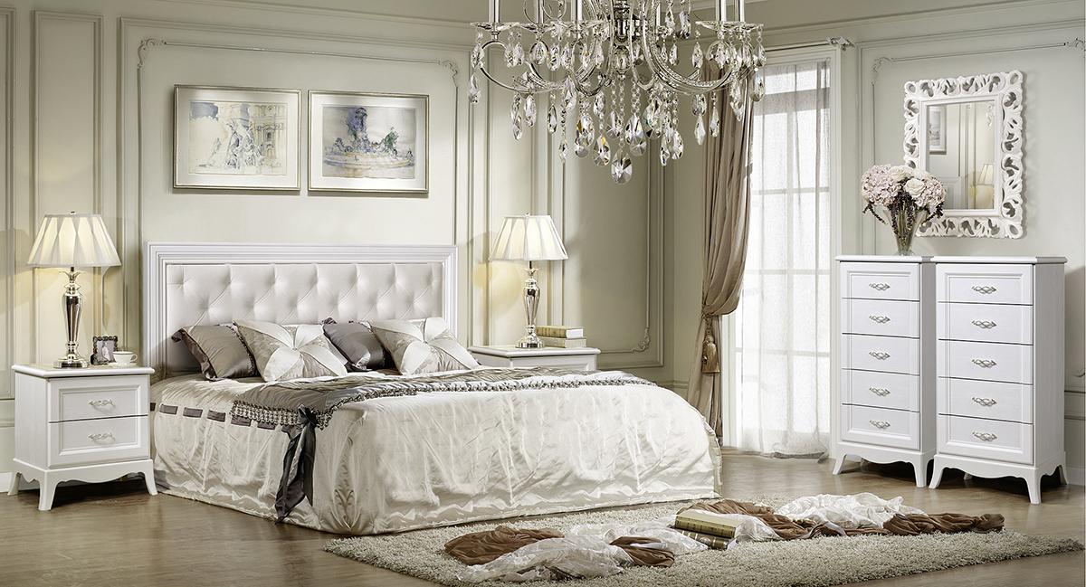 Спальня Амели  штрих/лак