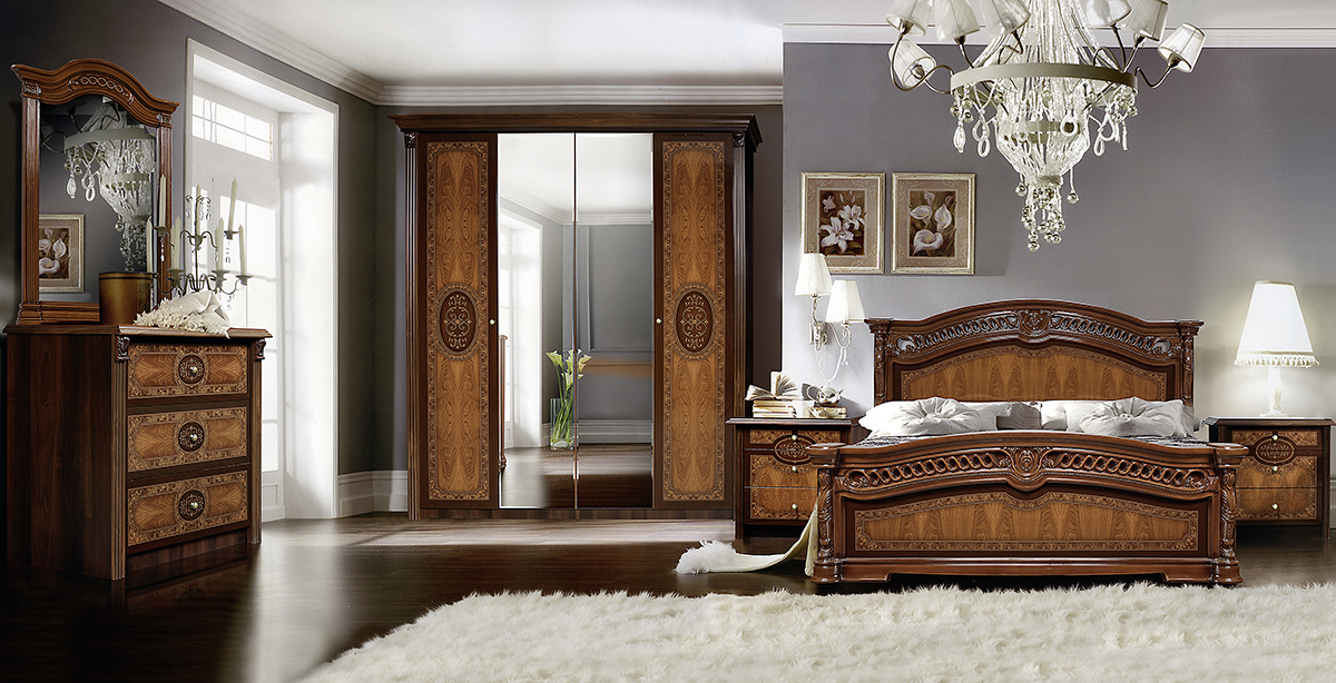 Тиффани Премиум, Карина 2 и 3, Зеркала – новинки классической мебели от компании «Роникон»